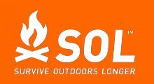 Znalezione obrazy dla zapytania sol survive outdoors longer logo